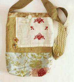 Rebecca Sower Hodge Podge Hip Bag
