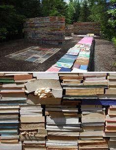 Book Mushroom Garden