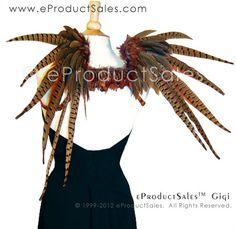 GIGI back: eproductsales Wings Natural Feather by eProductSales.deviantart.com on @DeviantArt