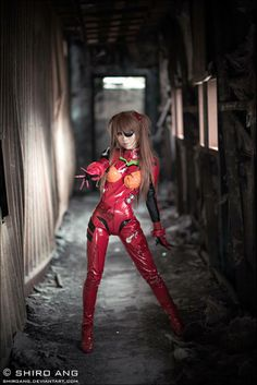 Shikinami Asuka Langley - Evangelion