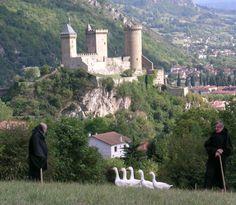 Château de Foix - Burg Foix - Фуа