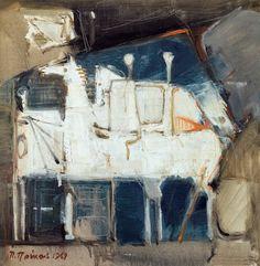 Composition with horses, Paris Prekas Greece Painting, Greek Art, Conceptual Art, Printmaking, Horses, Artists, Fine Art, Sculpture, Painters
