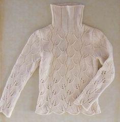Knit Cardigan Pattern | Free Knitting Patterns-Pullover Sweater Knitting Pattern For Women