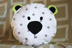Poduszka MISIO - rubenart - Poduszki dla dzieci