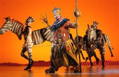 bing images of broadway costumes | Autistic kids invited to special 'Lion King' show