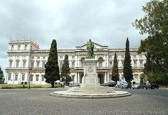 Palácio  da  Ajuda: Lisboa