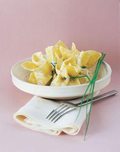 Ricetta Fagottini ripieni di zucca, cipolla e uvetta - Cucchiaio.it
