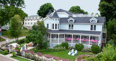 Metivier Inn, Mackinac Island, Michigan   Top U.S. Island B&Bs 2015   Bed and Breakfast