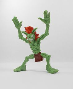 Zombie Toy Figure Unknown Character 9 cm Tall