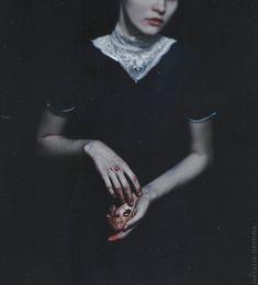 Portrait Of Doom by http://NataliaDrepina.deviantart.com on @deviantART