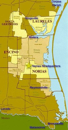 The Four Divisions of the King Ranch, Kingsville, Texas - acres encompassing 6 counties, it's one of the world's largest and oldest ranches. King Ranch, The Ranch, Eyes Of Texas, Only In Texas, Rio Grande Valley, Texas Ranch, Loving Texas, South Texas, Texas History