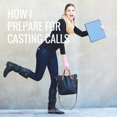 Auditions to Casting Calls: The Tell All. How I Prepare for Casting Calls. #modeltips #modeling Fashion Do's & Donuts // How to become a model.