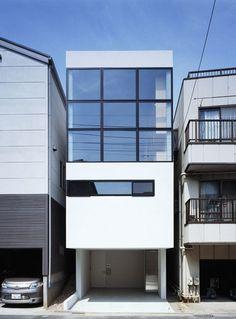 Shinagawa Nishiooi               Apollo Architects & Associates