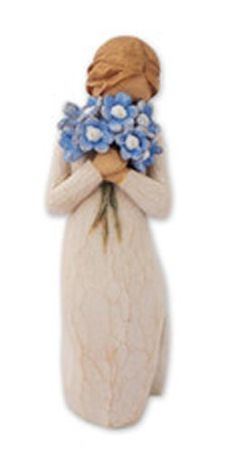 This is why I love being LDS -  Willow Tree Forget Me Not / http://www.mormonproducts.net/willow-tree-forget-me-not-7/