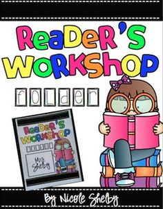 This Readers Workshop Folder/Binder is designed to help students: * track the books they are reading. * ensure they are reading a variety of genres.