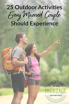 Spice up your marriage with these best outdoor activities for marriage couples. Discover these simple date night adventures that will help you connect with your spouse and rekindle the romance in your relationship. || Christian Marriage Adventures #datenight #dates #marriedlife #outdoor #outdooradventures #christianmarriageadventures