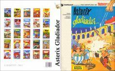 Imprimible Asterix - 04 - Asterix Gladiador