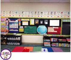 Sharing Kindergarten: Calendar Time A great idea on how this blogger does her morning calendar time in her classroom.