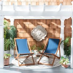 Transform any outdoor space into an instant resort with this luxurious contemporary outdoor chair.
