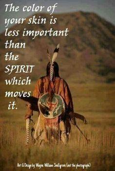 Spirit most important