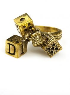 games dice ring