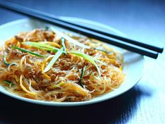 ... tree recipe is as fun to make as its name with mung bean noodles three