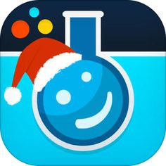 Pho.to Lab - Free Photo Editor: Funny Christmas Frames & New Year Cards for Holiday Greetings. Pencil Sketch Effect, Xmas Ecards, Fun Cartoon Filter, Borders & Picture Collage Maker. by VicMan LLC