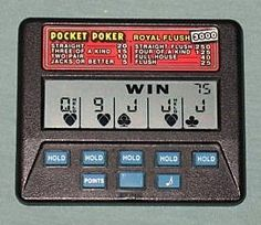 Pocket Poker Royal Flush 3000 Radica Model 1310 *** Want to know more, click on the image.Note:It is affiliate link to Amazon.