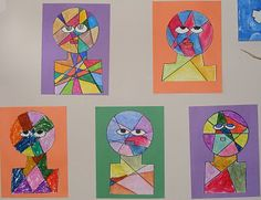 Art inspired by Paul Klee