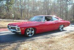 67 impala 427
