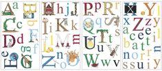Alphabet Peel & Stick Applique - casa.com 14.00+