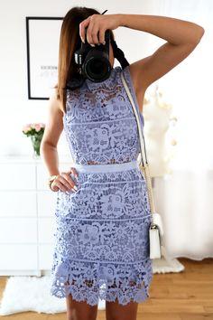 Lovely dress ||  more on my blog: www.plaamkaa.pl ♥