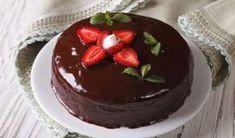 Jednoduchý trik na najlesklejšiu čokoládovú polevu   Casprezeny.sk