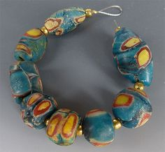 Ancient Bead Bracelet