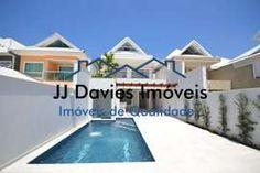CASA - BARRA DA TIJUCA - CONDOMÍNIO BLUE HOUSES