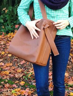 Celine Oversized Bag Pattern | Yes, this is a perfect bag idea, and yes, you need to make it!