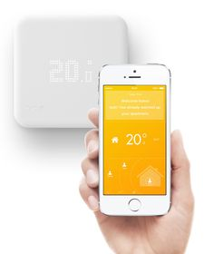 Tado smart thermostat temperature