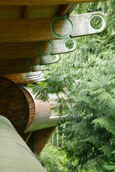 Wilkinson Residence by Robert Harvey Oshatz Architect; Portland, Oregon; 1997-2004; www.oshatz.com