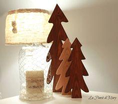 Alberi in legno