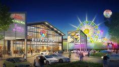 Gicsa impulsan el concepto de Malltertainment en centros comerciales de México
