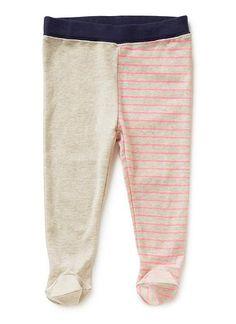 Baby Girls Pants & Shorts | Stripe Legging | Seed Heritage