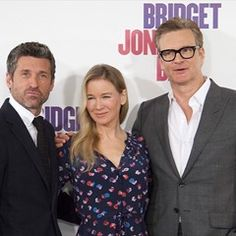 Stars at premiere of 'Bridget Jones' Baby' in Madrid