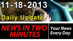 News In Two Minutes - Mobs - Tornadoes - Superbugs - Mars Mission - Ison...