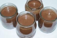 yaourt chocolat maison