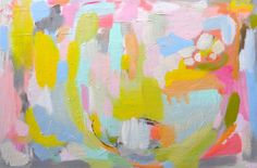 Abstract Art by Susan Skelley