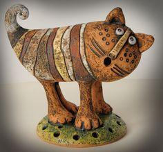 Мартовский кот, шамот.2009