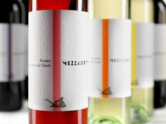 Mezzadro Wines on Packaging of the World - Creative Package Design Gallery Communication, Wine Photography, Red Wine Glasses, Wine Brands, Wine Packaging, Wine Design, Packaging Design Inspiration, Wine Recipes, Branding Design