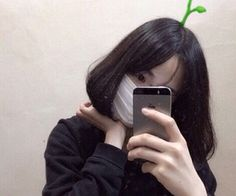 girl, ulzzang, and asian image Korean Aesthetic, Aesthetic Grunge, Aesthetic Photo, Aesthetic Girl, Ulzzang Short Hair, Ulzzang Korean Girl, Jung So Min, Cute Girls, Cool Girl
