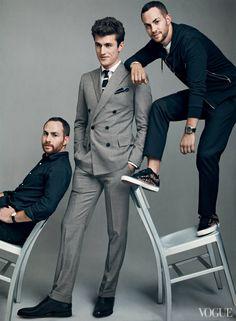 Vogue x CFDA Fashion Fund Editorial - Generation X