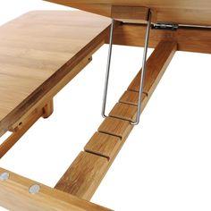 SONGMICS Laptop Desk for Bed Sofa with Adjustable Tilting Top, Breakfast Serving Tray with Folding Legs ,Multi Function Table, Floor Desk, Bamboo Nature Laptop Desk For Bed, Diy Computer Desk, Lap Desk, Folding Furniture, Wooden Pallet Furniture, Woodworking Furniture, Home Decor Furniture, Furniture Design, Floor Desk